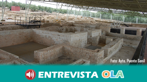 Los restos de la Villa de Fuente Álamo nos muestran el esplendor de la Bética Romana en plena Campiña Cordobesa