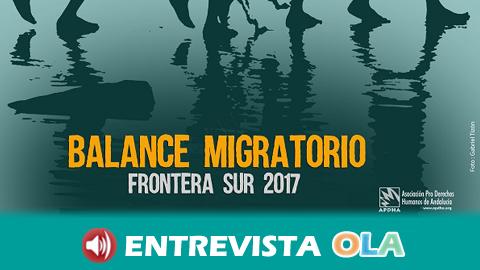 La Asociación Pro Derechos Humanos de Andalucía señala que el aumento de los flujos migratorios por la Frontera Sur demuestran que las políticas represivas de la UE son un fracaso