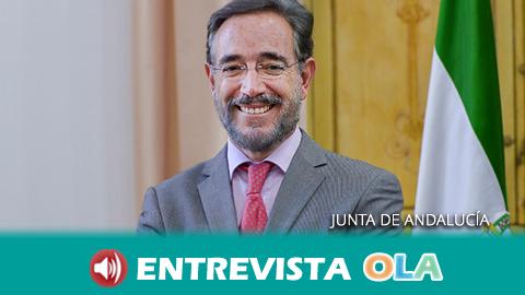 Andalucía tendrá una norma que ofrezca alquiler social a las familias amenazadas con desahucios, según el consejero de Fomento y Vivienda