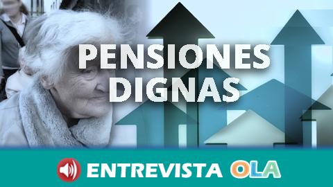 CCOO y UGT consideran una tomadura de pelo el anuncio del Gobierno para aumentar pensiones mínimas y temen un futuro negro del sistema si no crecen las cotizaciones