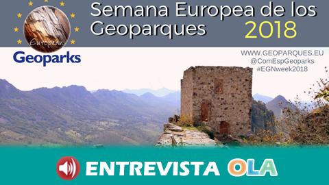 El Geoparque del Cuaternario 'Valles del Norte de Granada'se suma a la II Semana Europea de los Geoparques