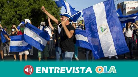 Llega a Andalucía una carvana informativa para informar sobre las protestas en Nicaragua y los abusos del Gobierno de Daniel Ortega