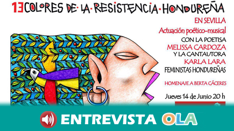 `13 colores de la resistencia hondureña´ es una propuesta artística y política que recopila trece historias de resistencia de mujeres hondureñas frente a la represión
