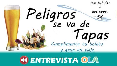 Peligros da a conocer sus recetas más tradicionales y sus productos locales con la ruta 'Peligros se va de tapas'