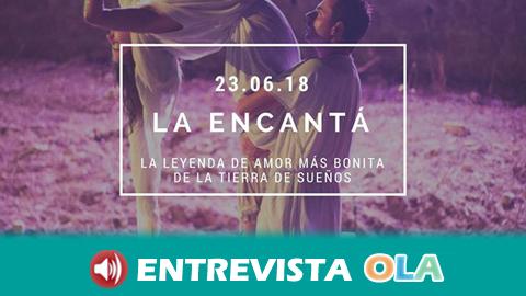 El espíritu de la Encantá vuelve a salir este 23 de junio por las calles de Almedinilla para celebrar la noche de San Juan