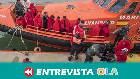 SOS Racismo muestra su satisfacción por la acogida de las más de 600 personas inmigrantes en situación irregular rescatadas en el Mediterráneo