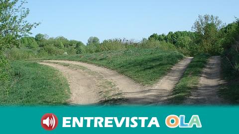 Ecologistas en Acción espera que la Proposición de Ley de caminos públicos rurales sirva para deslindar miles de kilómetros de estas vías que siguen usurpadas en Andalucía