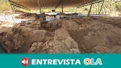 Almedinilla alberga tesoros arqueológicos de época íbera y romana encontrados en el Cerro de la Cruz
