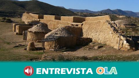 El yacimiento almeriense de Los Millares es una referencia arqueológica en toda Europa por su extensión y dimensión social