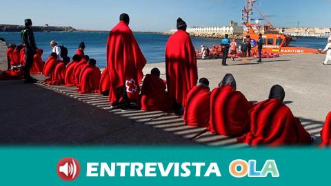 Andalucía Acoge considera una buena noticia que haya un plan de choque para atender a las personas migrantes, pero cree que es insuficiente