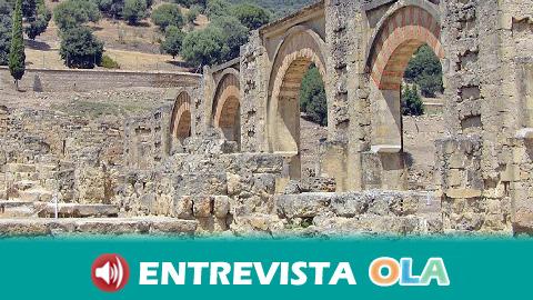 El conjunto arqueológico de Medina Azahara, que ya está inscrito en la lista de patrimonio mundial, aún guarda muchos tesoros por excavar