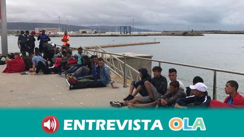 Barbate muestra su solidaridad ante la llegada de personas migrantes en pateras y denuncia la falta de previsión de las políticas migratorias