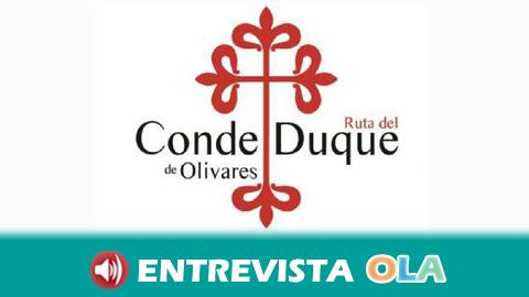 La ruta del Conde Duque de Olivares recorre la historia de este municipio sevillano