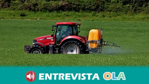 Greenpeace critica que, pese a la última sentencia contra un pesticida con glifosato, la UE sigue permitiendo su uso masivo