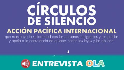 Los Círculos de Silencio muestran su solidaridad y rechazo a las deportaciones de personas migrantes