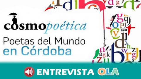 Cosmopoética 2018, el Festival Internacional de Poesía de Córdoba, centra su mirada en el papel de la mujer