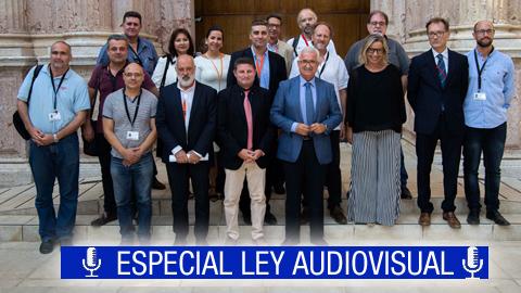 El Parlamento andaluz aprueba por unanimidad la Ley Audiovisual de Andalucía para establecer una regulación integral a este sector estratégico para nuestra tierra