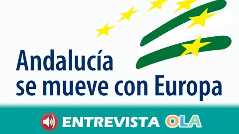 Andalucía vuelve a estar en las regiones de cola de la UE por lo que recibirá más fondos para el período 2021-2027