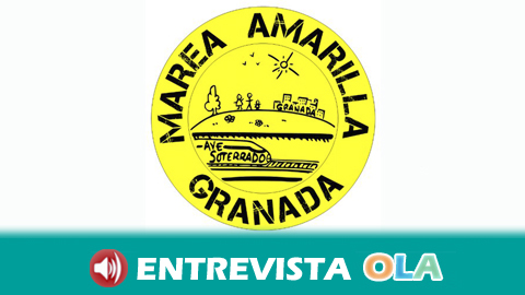 Marea Amarilla pide que Granada vuelva a disponer de las líneas de tren que vertebraban la provincia, no solo a través de la alta velocidad
