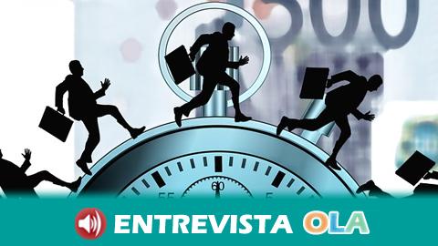 Disminuye el número de trabajadores por cuenta propia en Andalucía durante el mes de agosto