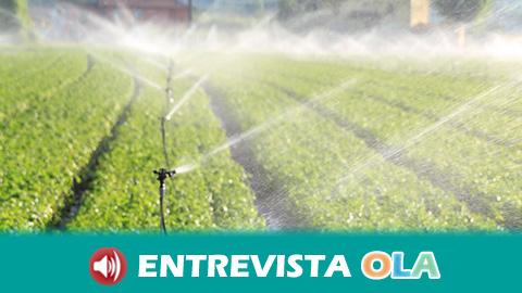 La Mesa del Agua Almería asegura que es irresponsable promover la eliminación de los trasvases y la reducción del uso de regadío