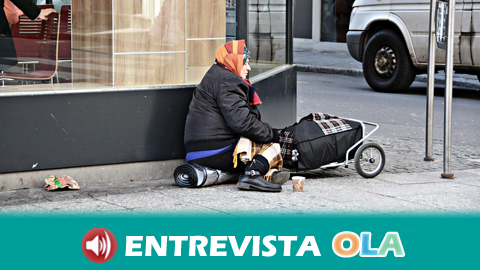 3,1 millones están en riesgo de pobreza y exclusión social en Andalucía, 500.000 más que hace diez años