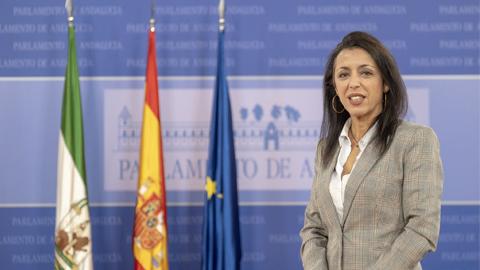 Marta Bosquets elegida como presidenta del Parlamento de Andalucía con 59 votos favorables