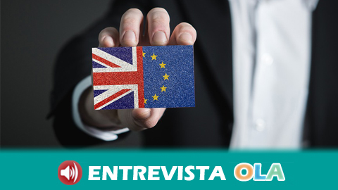Los británicos residentes en Andalucía viven con inquietud y falta de información ante la salida de Reino Unido de la Unión Europea