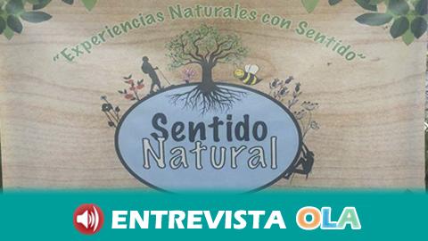 Sentido Natural es un proyecto dedicado a la educación ambiental, el ecoturismo y el turismo activo