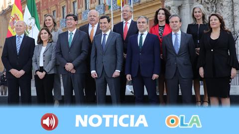 Las primeras sesiones de las comisiones del Parlamento dejan claras las líneas prioritarias de cada departamento de la Junta de Andalucía