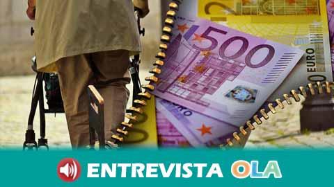 El colectivo de pensionistas se concentran en Sevilla y señalan que la ruptura del Pacto de Toledo no cambia el calendario de movilizaciones