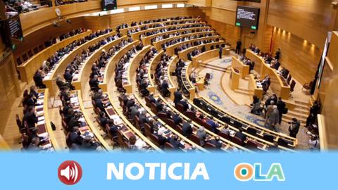 El Parlamento andaluz elige a los nueve senadores y senadoras, tres del PSOE-A, dos del PP-A, dos de Ciudadanos, y uno de Adelante Andalucía y Vox respectivamente