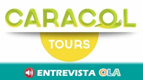 Caracol Tours apuesta por el Turismo Lento como una manera diferente de descubrir lugares de forma más profunda
