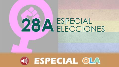 La lucha contra la discriminación por género o por orientación sexual es uno de los grandes retos de la actual campaña electoral