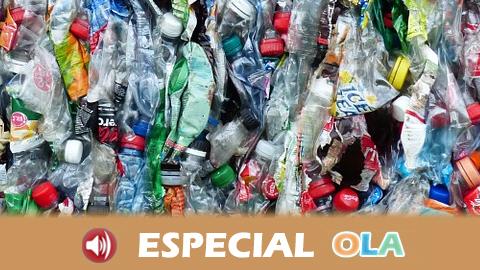 La ciudadanía debe implicarse en el objetivo común de reducir al mínimo el consumo de plástico