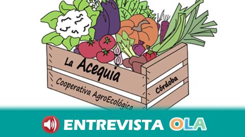 La Asociación cordobesa La Acequia facilita a la ciudadanía el acceso directo a los productos ecológicos de la huerta