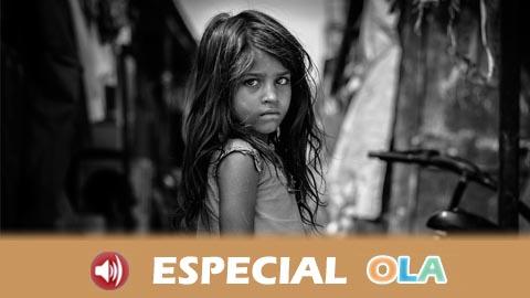 La infancia en Andalucía: vulneración de derechos y campañas de protección