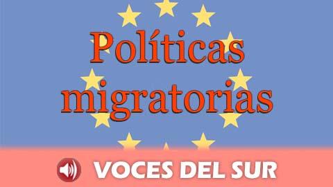 Voces del sur, el programa de EMA-RTV, profundiza en las particularidades de las políticas migratorias en España