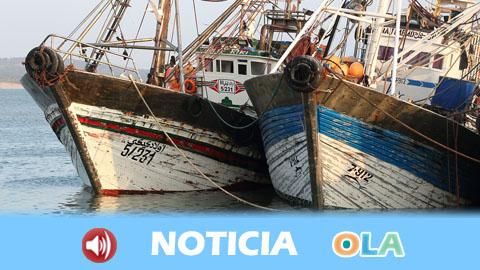 Los barcos andaluces vuelven a faenar en aguas marroquíes tras la ratificación del acuerdo pesquero