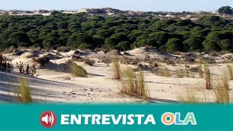 WWF denuncia al Estado español ante una misión del Consejo de Europa que visita Doñana