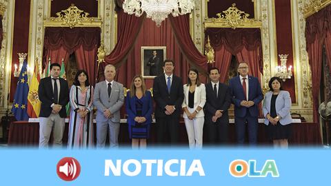 Los Planes de Fomento de Empleo Agrario van a empezar a funcionar de manera inmediata tras la firma del convenio entre el Gobierno andaluz y las ocho diputaciones
