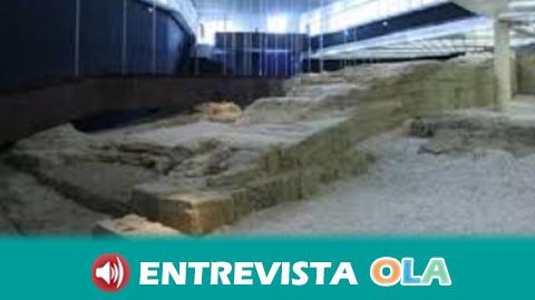 El Centro de Interpretación del Patrimonio Arqueológico de San Juan de Aznalfarache permite la visualización de restos turdetanos, romanos y musulmanes