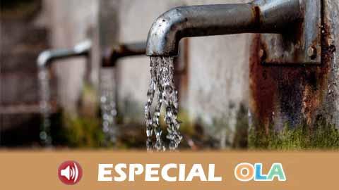 La delegación territorial de Agricultura, Ganadería, Pesca y Desarrollo Sostenible de la Junta en Huelva firma la resolución que otorga la Autorización Ambiental Unificada a la Comunidad de Regantes Andévalo Fronterizo