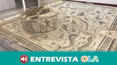 El Centro de Historia Local de Cantillana, en la provincia de Sevilla, es fuerte potencial turístico gracias al descubrimiento del mosaico romano