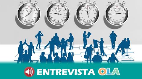 Las horas extras realizadas al año por los y las andaluces podrían 12.500 nuevos puestos de trabajo