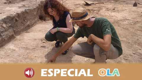 La localidad sevillana de Coria del Río desentierra nuevas pistas sobre su pasado fenicio