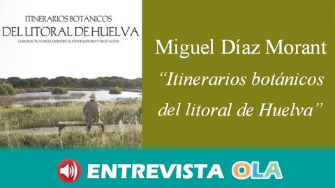 'Itineratios Botánicos del Litoral de Huelva' es una publicación que nos propone ocho rutas de acceso libre a través de espacios naturales