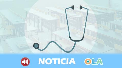 La figura de la enfermera escolar sigue sin incluirse en la plantilla de la mayoría de los centros educativos