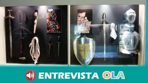 Olvera cuenta con un museo pionero en el tratamiento de fronteras y castillos en la época de la conquista castellana