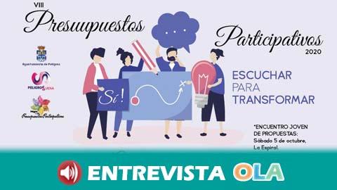 Comienza la recogida de propuestas en Peligros, Granada, para los próximos presupuestos participativos